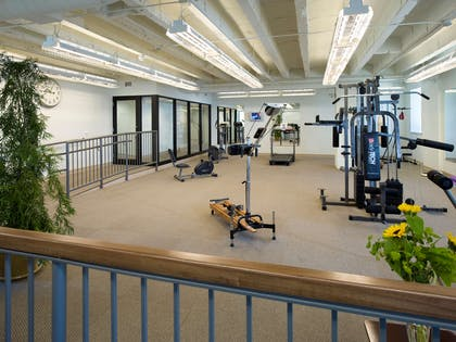 Grand Eastonian Workout | Grand Eastonian Hotel & Suites