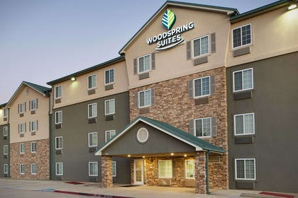 Hotel exterior | WoodSpring Suites Fort Worth Trophy Club