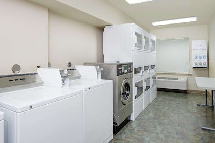 Guest laundry facilities | WoodSpring Suites Fort Worth Trophy Club