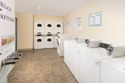 Guest laundry facilities   WoodSpring Suites Cleveland Mentor
