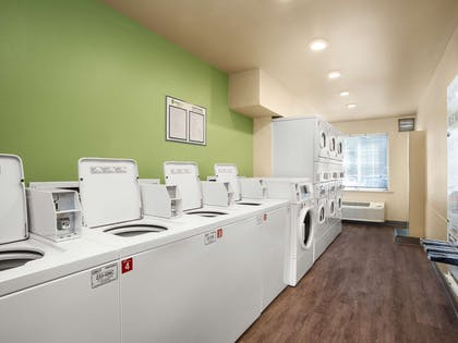Guest laundry facilities | WoodSpring Suites Gulfport