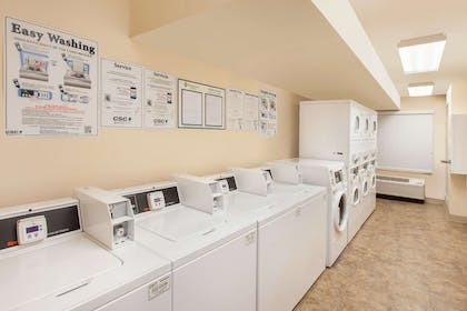 Guest laundry facilities | WoodSpring Suites Brownsville