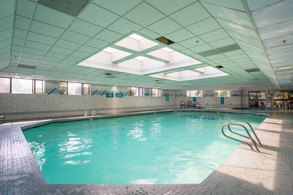 Shilo Inns Portland Airport Indoor Pool and Hot Tub | Shilo Inn Suites Hotel - Portland Airport
