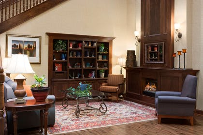 Lobby | Country Inn & Suites by Radisson, Oklahoma City - Quail Springs, OK
