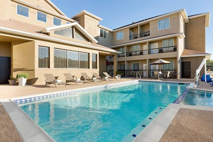Pool | Country Inn & Suites by Radisson, Fort Worth West l-30 NAS JRB