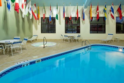 Pool | Radisson Hotel and Conference Center Rockford