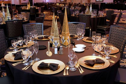 Banquet Room | Radisson Hotel and Conference Center Rockford