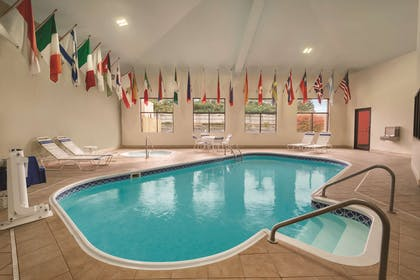 Indoor Pool | Radisson Hotel and Conference Center Rockford