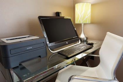 Business Center | Country Inn & Suites by Radisson, San Carlos, CA
