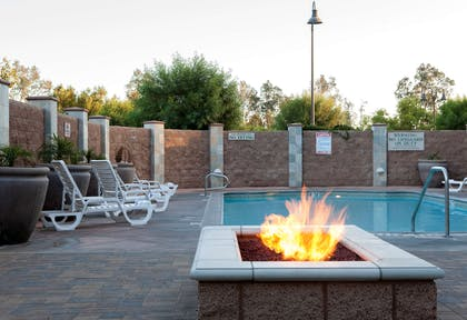 Fire Pit | Country Inn & Suites by Radisson, Ontario at Ontario Mills, CA