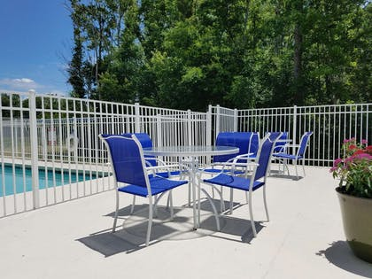 Pool Area   Country Inn & Suites by Radisson, Jacksonville, FL