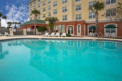 Pool | Country Inn & Suites by Radisson, Orlando Airport, FL