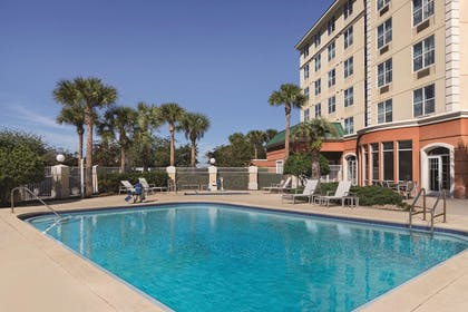 Outdoor Pool | Country Inn & Suites by Radisson, Orlando Airport, FL