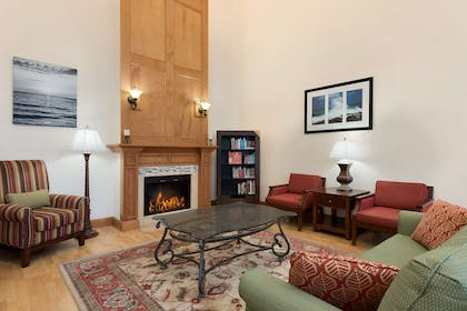 Lobby   Country Inn & Suites by Radisson, St. Augustine Downtown Historic Dist