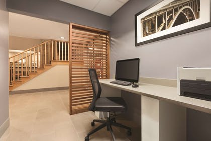 Business Center | Country Inn & Suites by Radisson, Lawrenceville, GA