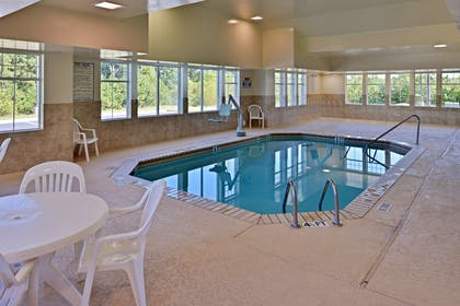 Indoor Heated Pool   Country Inn & Suites by Radisson, Stone Mountain, GA
