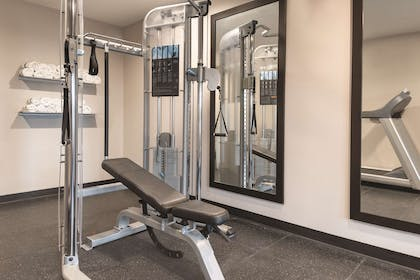 Fitness Center | Country Inn & Suites by Radisson, Pella, IA