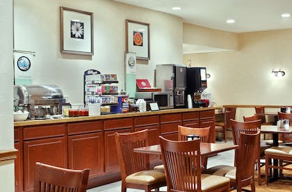 Breakfast Room | Country Inn & Suites by Radisson, Decatur, IL