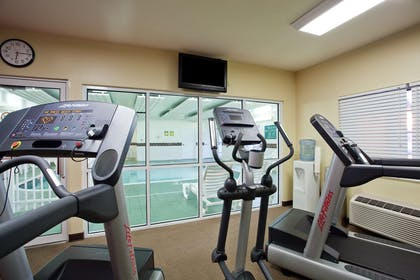 Fitness Room | Country Inn & Suites by Radisson, Decatur, IL