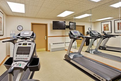Fitness Room | Country Inn & Suites by Radisson, Freeport, IL