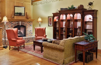 Lobby | Country Inn & Suites by Radisson, Freeport, IL