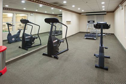 Fitness Room | Country Inn & Suites by Radisson, Chicago O'Hare South, IL