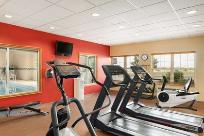 Fitness Center | Country Inn & Suites by Radisson, Sycamore, IL