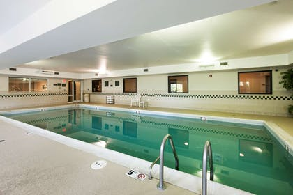 Indoor Pool | Country Inn & Suites by Radisson, Tinley Park, IL