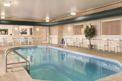 Pool | Country Inn & Suites by Radisson, Indianapolis Airport South, IN
