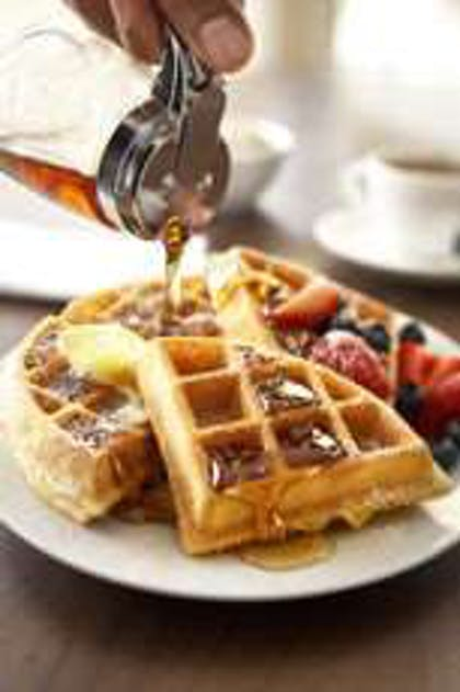 Waffle | Country Inn & Suites by Radisson, Indianapolis Airport South, IN