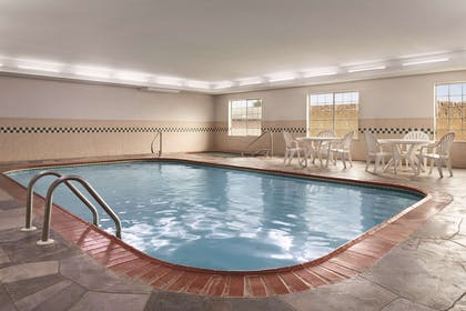 Indoor Pool | Country Inn & Suites by Radisson, Michigan City, IN