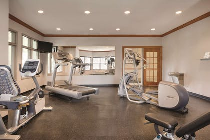 Fitness Center | Country Inn & Suites by Radisson, Portage, IN