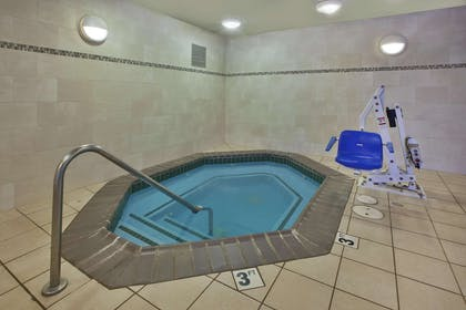 Accessible Hot Tub | Country Inn & Suites by Radisson, Big Rapids, MI