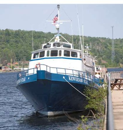 Tours of Portage Canal | Country Inn & Suites by Radisson, Houghton, MI