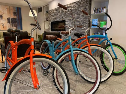 Bikes | Country Inn & Suites by Radisson, Shoreview, MN