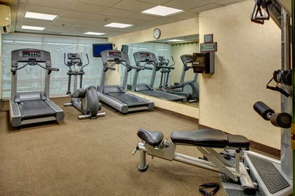 Fitness Room | Country Inn & Suites by Radisson, Asheville Downtown Tunnel Road, NC