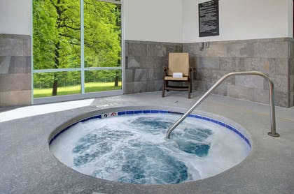 Indoor Spa | Country Inn & Suites by Radisson, Asheville Downtown Tunnel Road, NC