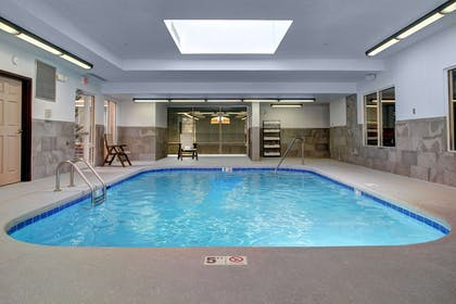 Indoor Saltwater Pool | Country Inn & Suites by Radisson, Asheville Downtown Tunnel Road, NC