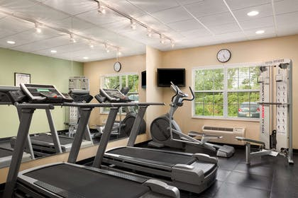 Fitness Center | Country Inn & Suites by Radisson, Asheville West, NC