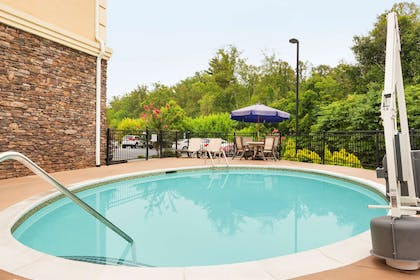 Pool | Country Inn & Suites by Radisson, Asheville West, NC