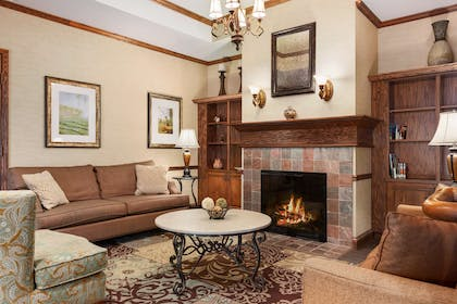 Lobby | Country Inn & Suites by Radisson, Asheville West, NC