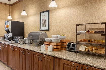Breakfast Room | Country Inn & Suites by Radisson, Asheville West, NC