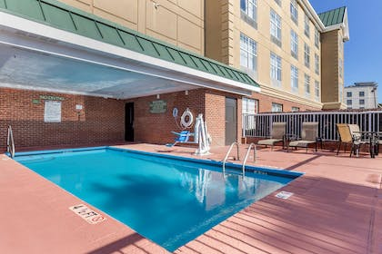 Outdoor Pool | Country Inn & Suites by Radisson, Lumberton, NC