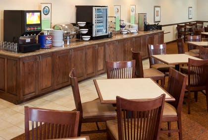 Breakfast Room | Country Inn & Suites by Radisson, Rocky Mount, NC