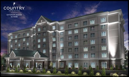 Exterior | Country Inn & Suites by Radisson, Newark Airport, NJ
