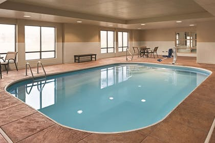 Indoor Pool | Country Inn & Suites by Radisson, Dayton South, OH