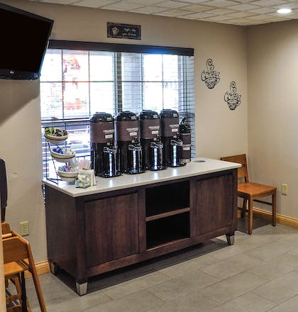 Coffee Station | Country Inn & Suites by Radisson, Fairborn South, OH