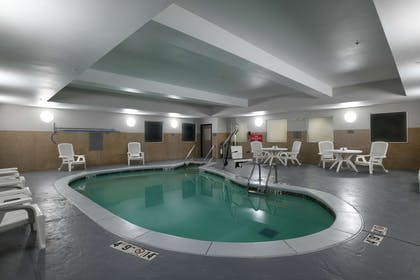 Indoor Pool | Country Inn & Suites by Radisson, Oklahoma City Airport, OK