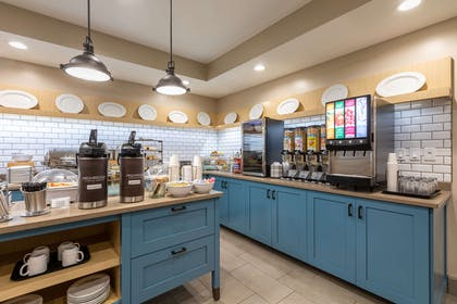 Breakfast Area | Country Inn & Suites by Radisson, Anderson, SC