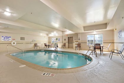 Indoor Heated Pool | Country Inn & Suites by Radisson, Charleston North, SC